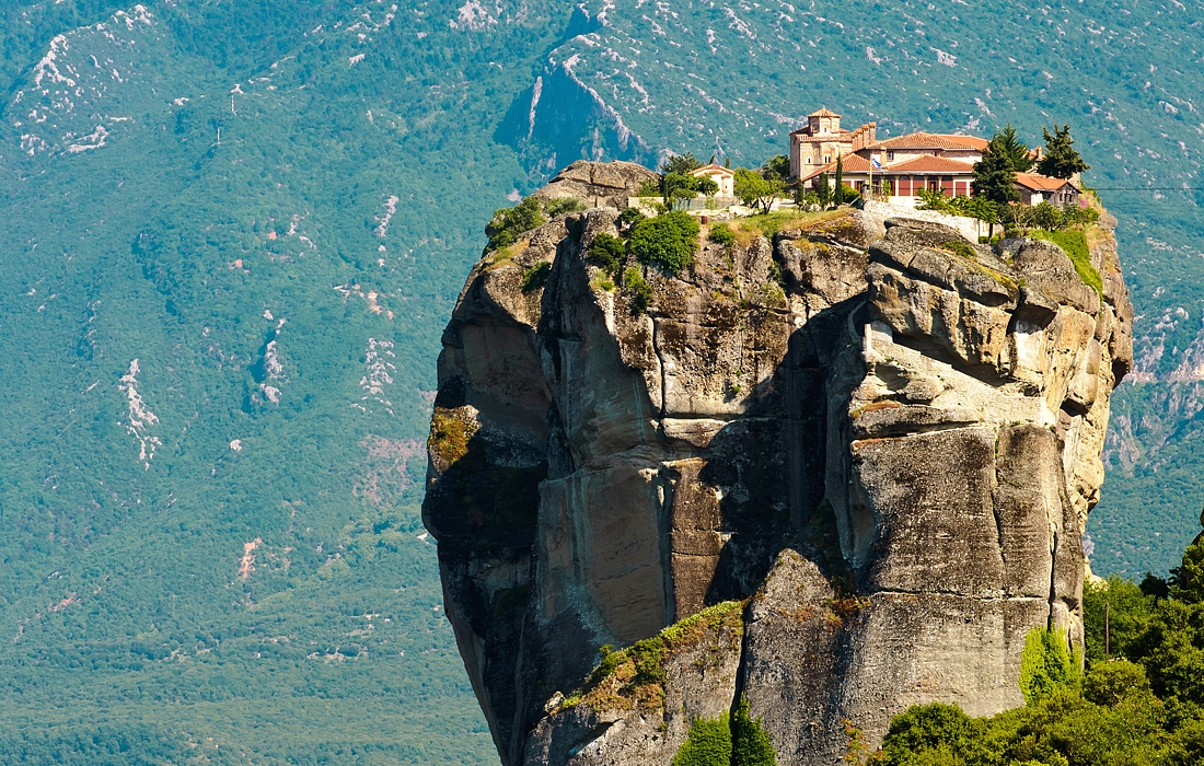 Самое необычное путешествие в Грецию для тех, кому интересны не только пляжи