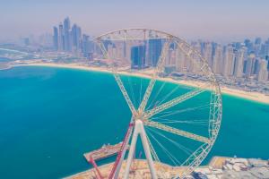Дубай ставит очередной рекорд. Такого колеса еще не было