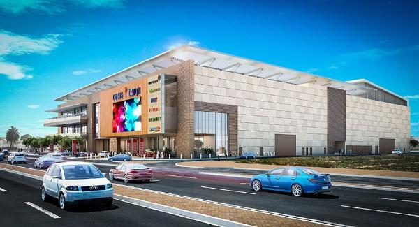 В Шардже открылся новый торговый центр Oasis Mall