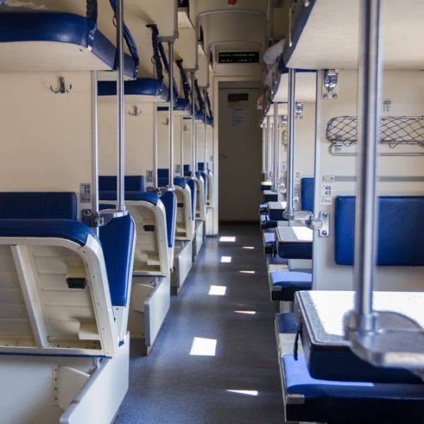 В России подорожали билеты в плацкартные вагоны