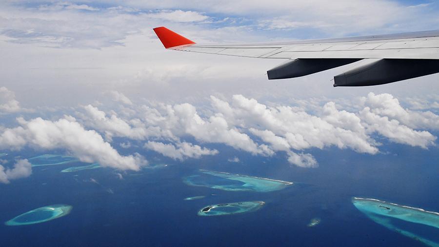 Мальдивы стали самым дорогим авианаправлением из России на майские праздники