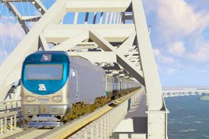 Ж/д сообщение по Крымскому мосту стартует 9-10 декабря