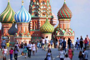 Иностранные туристы охладели к России