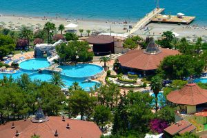 Отели Турции снижают цены для привлечения россиян