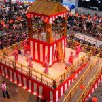 Район Роппонги в Токио проведет Фестиваль танцев Бон Одори