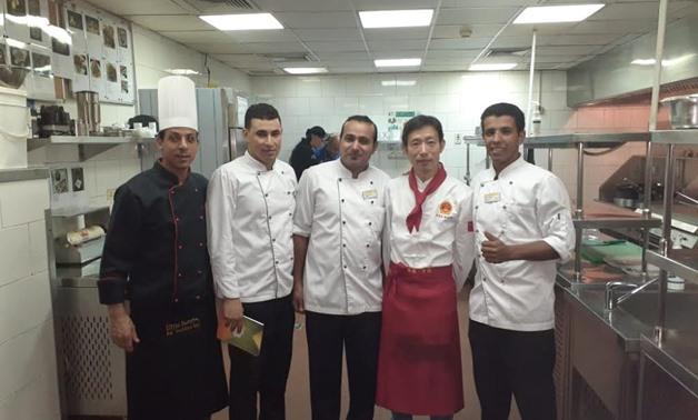 В Хургаде стало много китайцев, отели срочно изучают китайскую кухню