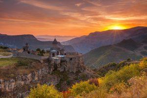 Туризм по Армении