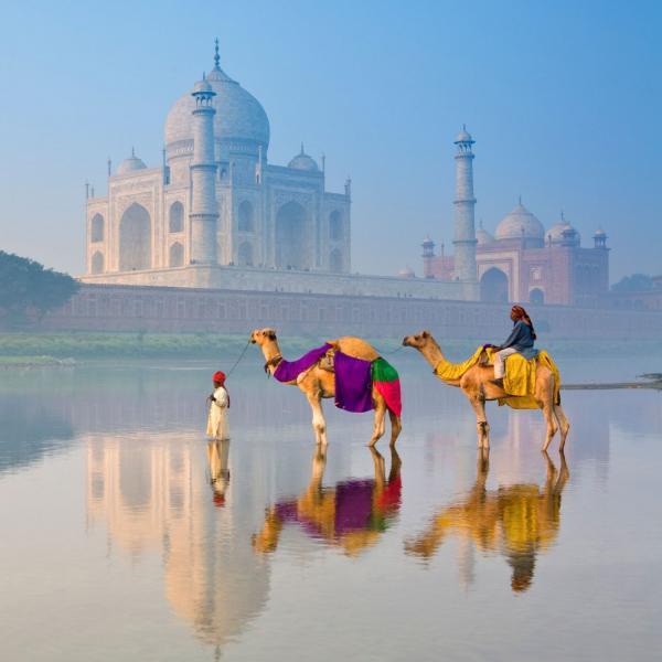 В Индии сократили визовый сбор для иностранных туристов