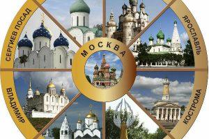 В Москве и Ярославле пройдут «Дни Золотого кольца»