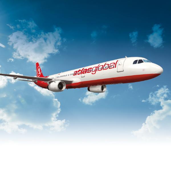 Авиакомпания AtlasGlobal временно приостановила полеты