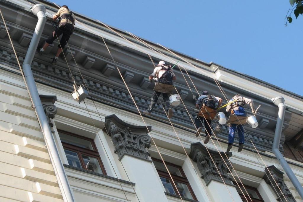 Назначение и этапы проведения реставрационных работ по архитектурным памятникам
