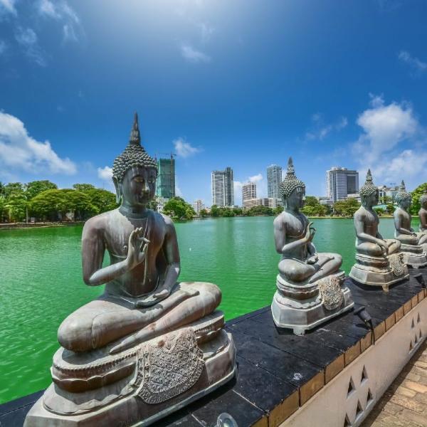Турпоток на Шри-Ланку медленно восстанавливается