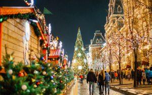 Собянин: Москва ожидает 25 млн туристов