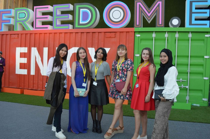 В Шарм-эль-Шейхе пройдет Всемирный молодежный форум