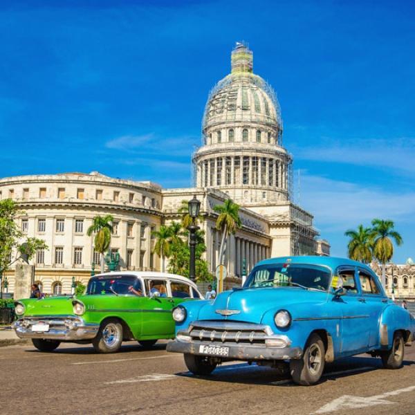 Турпоток из России на Кубу увеличился на 30%