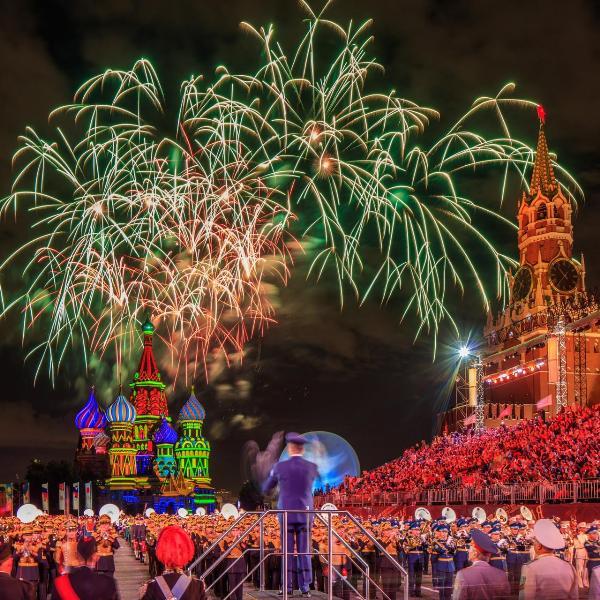 Фестивали и туризм принесли Москве 150 млрд рублей