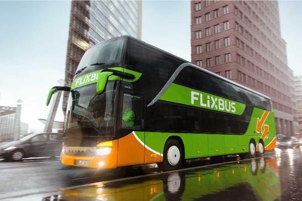 FlixBus во второй раз приходит в Россию