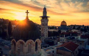 Через Израиль – Паломничество из современной эпохи