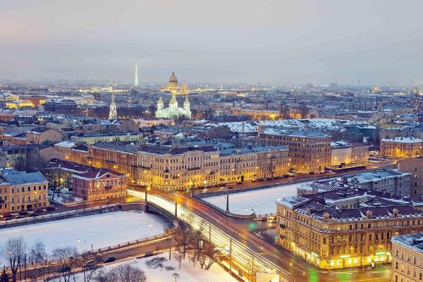 Пятизвездочные отели Санкт-Петербурга – одни из наиболее дорогих в России
