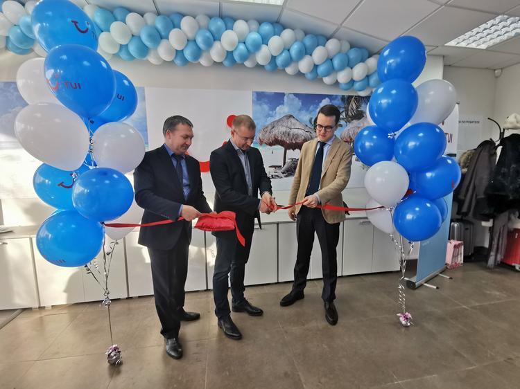 Официальное представительство TUI Россия открылось в Республике Коми