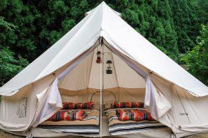 Выбор палатки на зиму для активного отдыха
