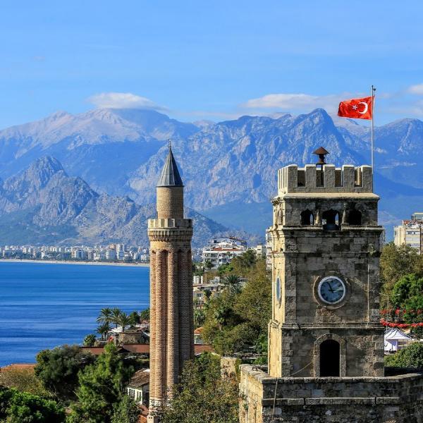 Турецкая Анталья ждёт в 2020 году 6 млн туристов из России