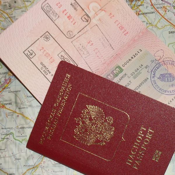 Выездные визы для граждан РФ вводиться пока не будут