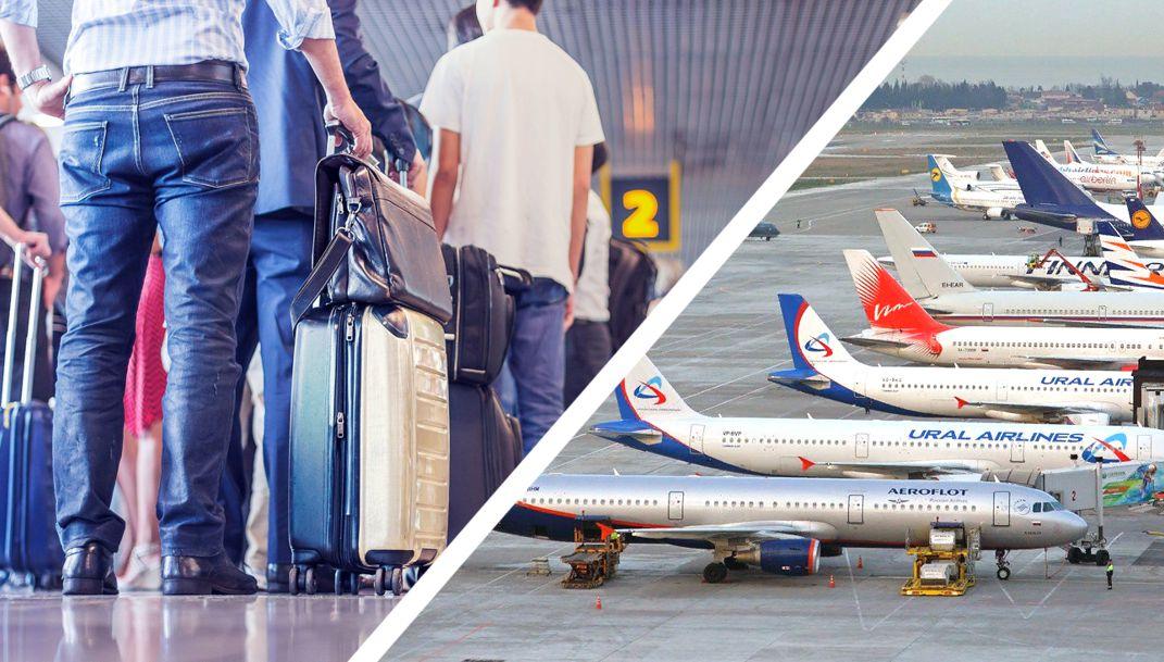 Сформирован график вывозных рейсов до 20 апреля