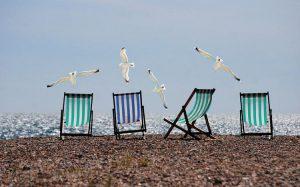 В Швеции разработали приложение, помогающее людям соблюдать социальную дистанцию на пляжах