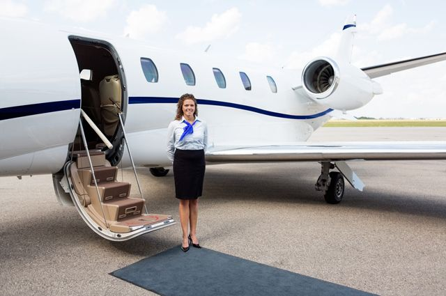 Самолёт для бизнеса