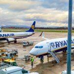 Ryanair сокращает более 30 процентов своих рейсов и закрывает базовые аэропорты в Европе