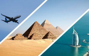 Добавляются Египет и Дубай: британские туристы получат любимые турнаправления на зиму