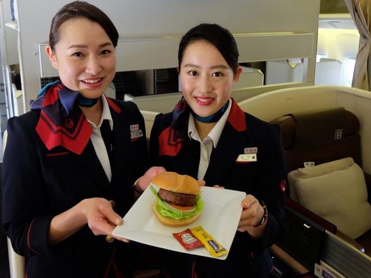 В Японии пассажирам объяснили, почему им лучше заранее отказаться от обедов во время полета