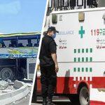 ДТП в Египте: разбился автобус с российскими туристами