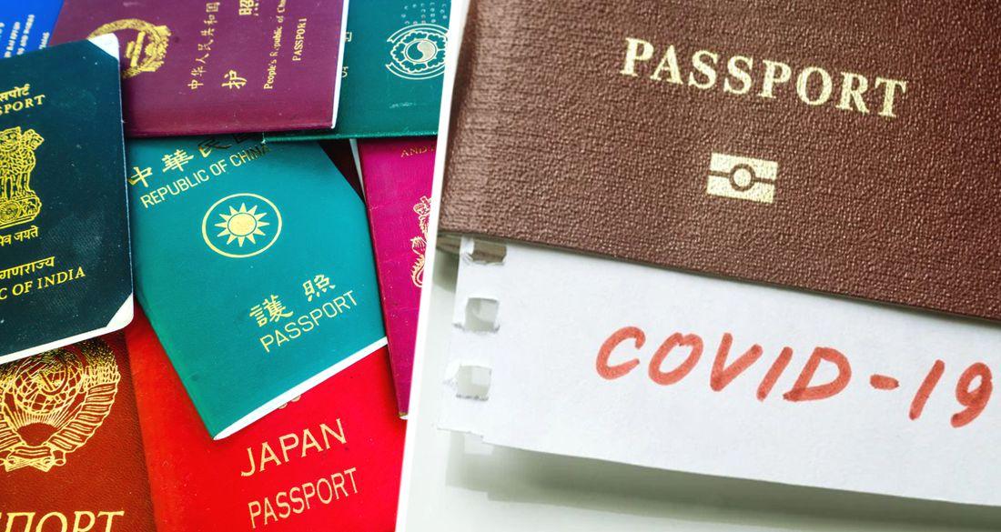 В ЕС представили туристам паспорт вакцинации, сообщив дату его выдачи