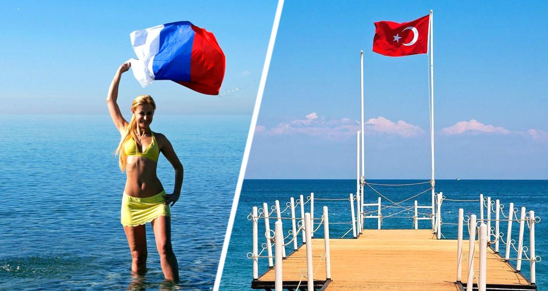 В Сочи мест нет: отели Анталии отмечают резкий всплеск бронирований российскими туристами