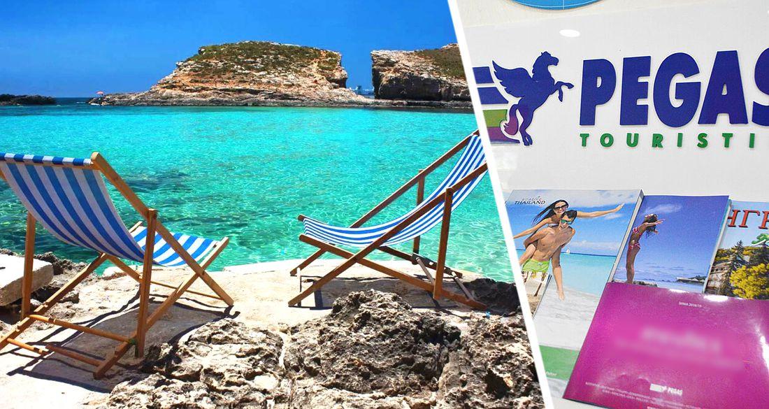 Пегас запускает туры на Кипр из 7 городов России: опубликованы подробности