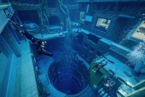 В Дубае открылся самый глубокий в мире бассейн для дайвинга