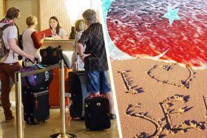 Шокирующий беспредел в 5-звездочном отеле Турции: в Анталии сотни туристов выставлены на улицу