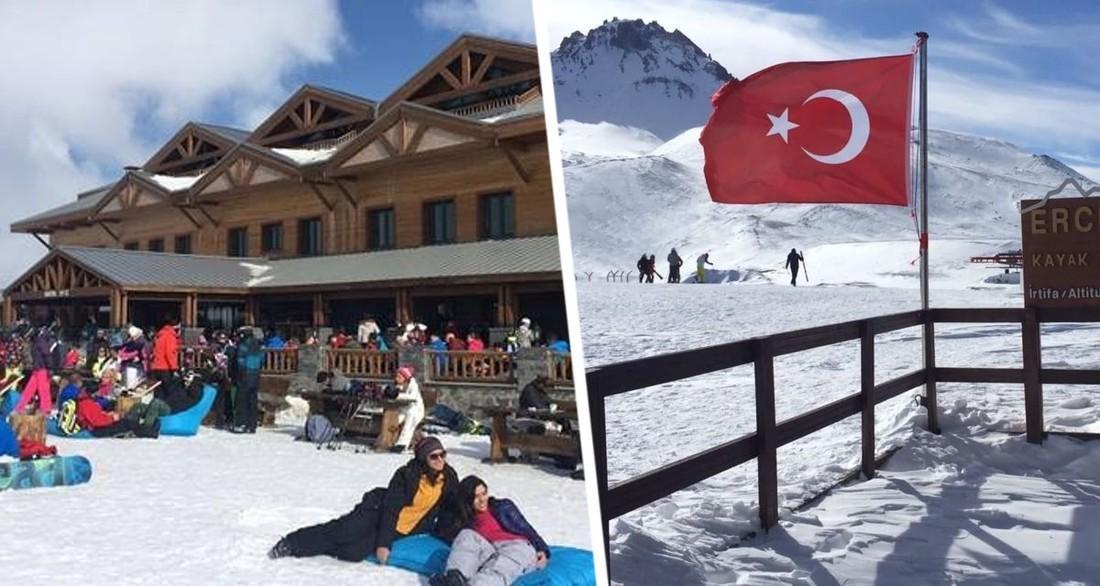 Количество отелей на знаменитом горнолыжном курорте Турции удвоится
