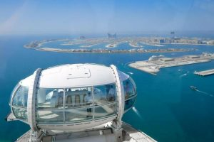 В Дубае открывается самое высокое в мире колесо обозрения