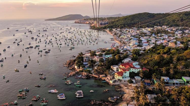 Вьетнамский остров Фукуок вновь откроется для туризма в октябре
