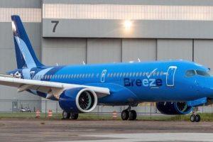 Авиакомпании увеличивают заказы Airbus A220, чтобы выиграть в цене у конкурентов