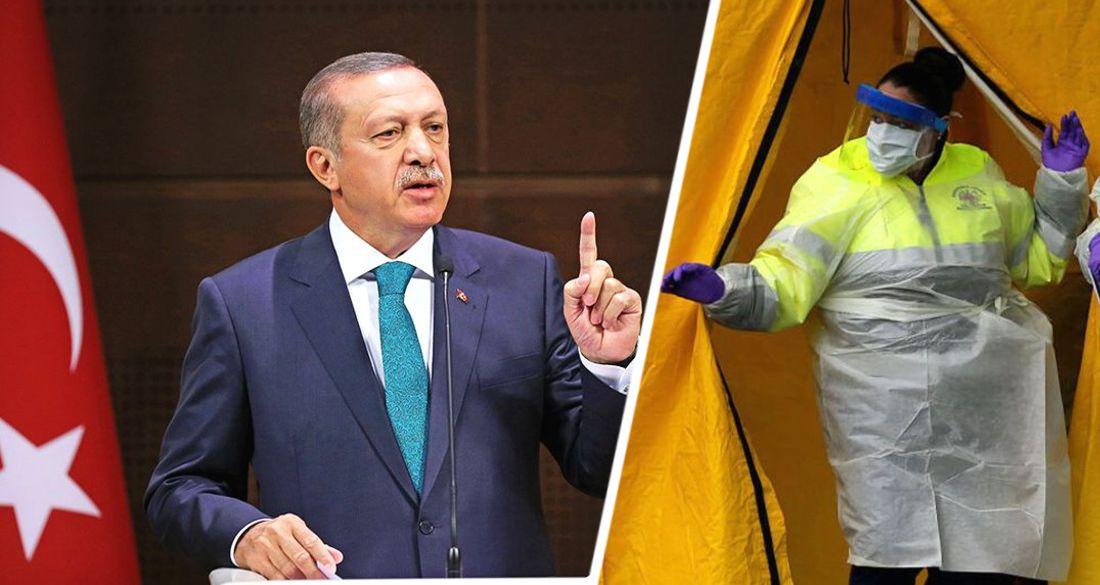 Турцию накрыла новая волна ковида: рекорды ужасают