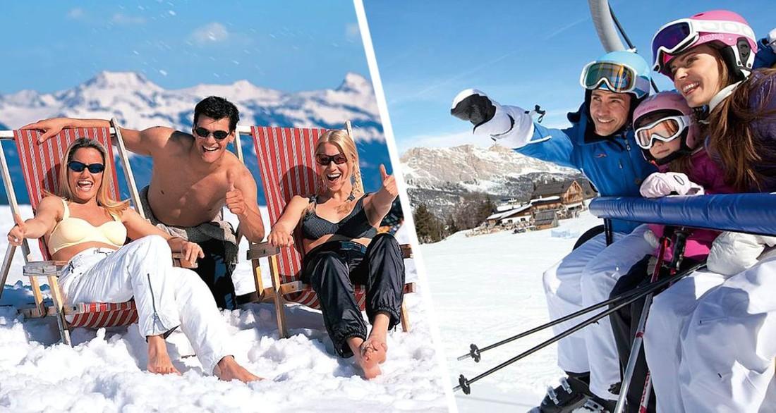 Главный горнолыжный курорт России расширит зону катания