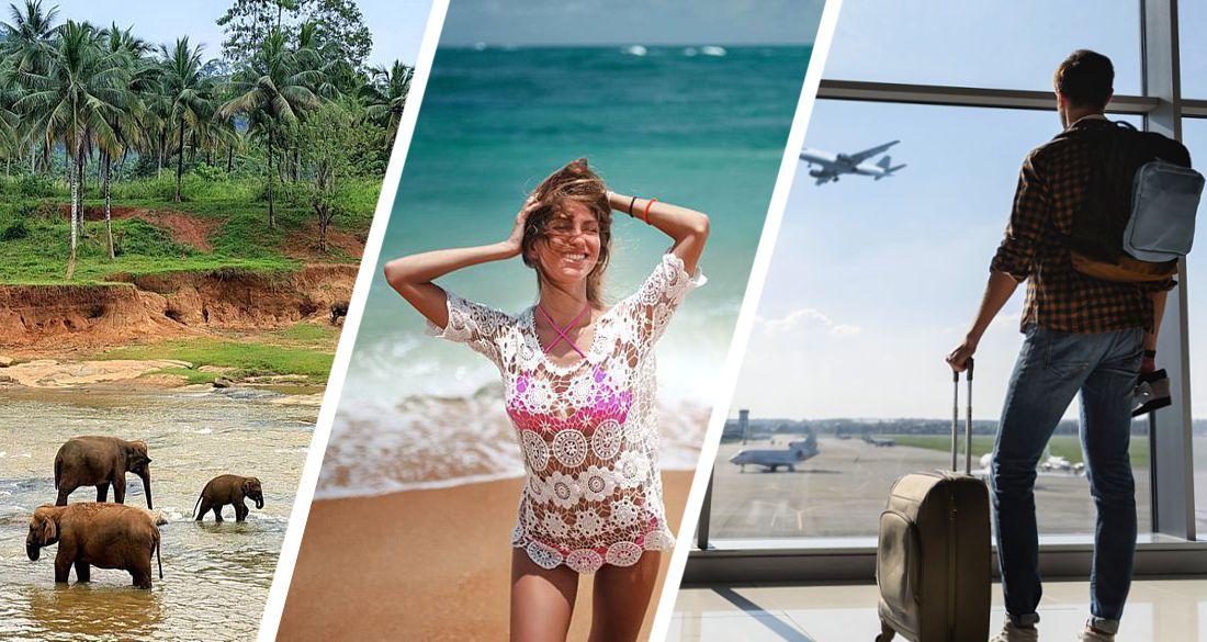 Российские туристы массово устремились на вновь открытый тропический остров